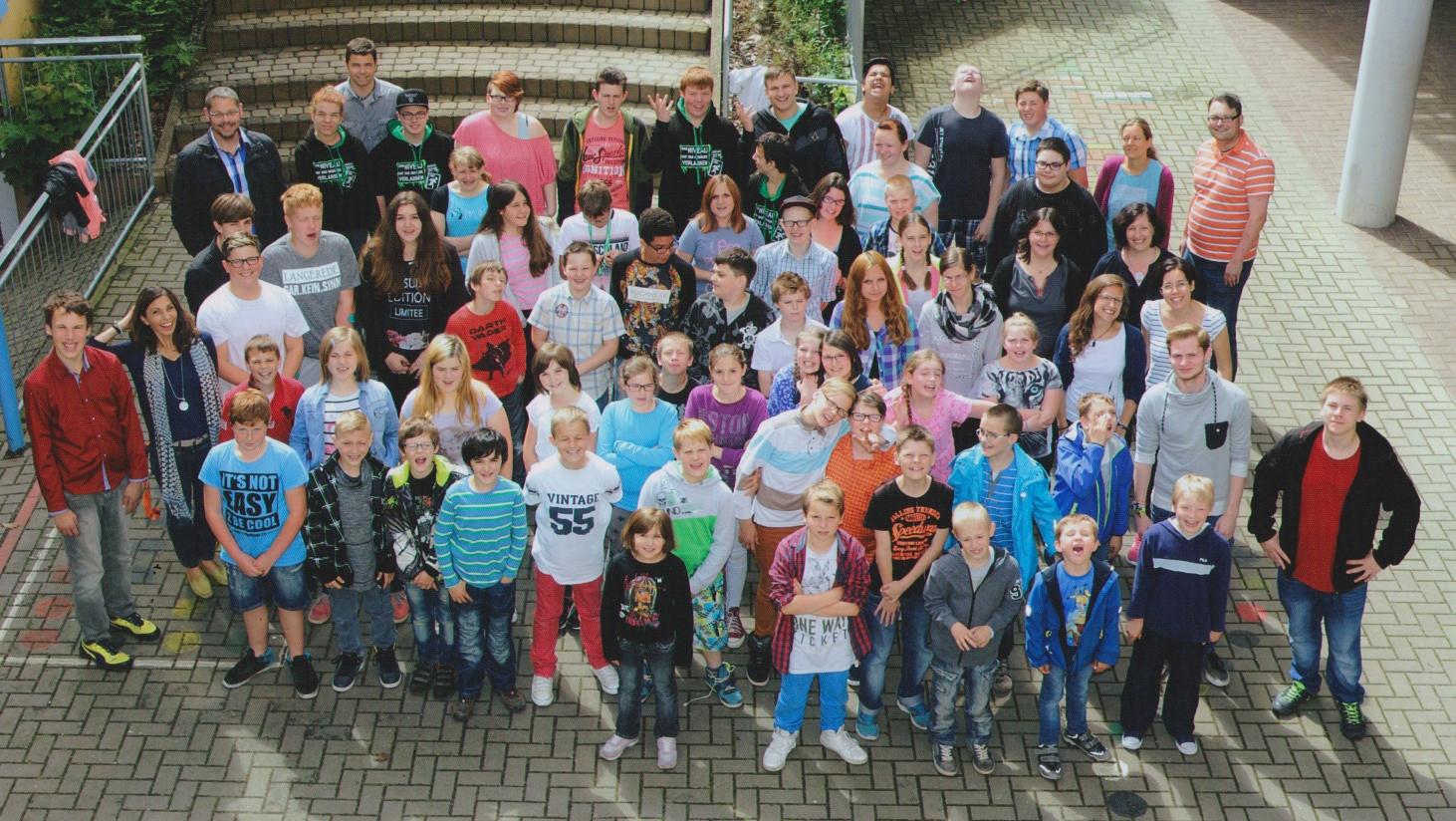 Schulgemeinschaft 2016